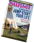 JT Homesteader in Sunset Magazine