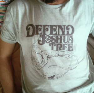 Defend Joshua Tree t-shirt